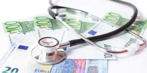 Gesundheitskosten, Krankengeld, Behandlungskosten