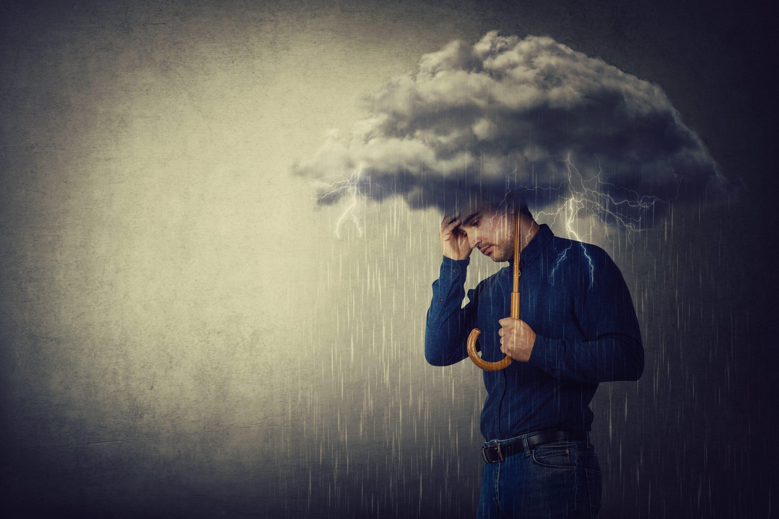 Zahlt die Berufsunfähigkeitsversicherung bei Depressionen?